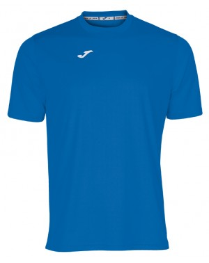 Camiseta combi royal