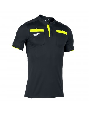 Camiseta JOMA Referee Negro